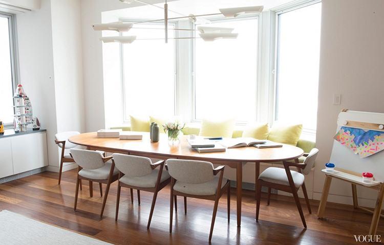 trang trí nhà đẹp với tông màu ấm tạo không khí ấm cúng cho gia đình