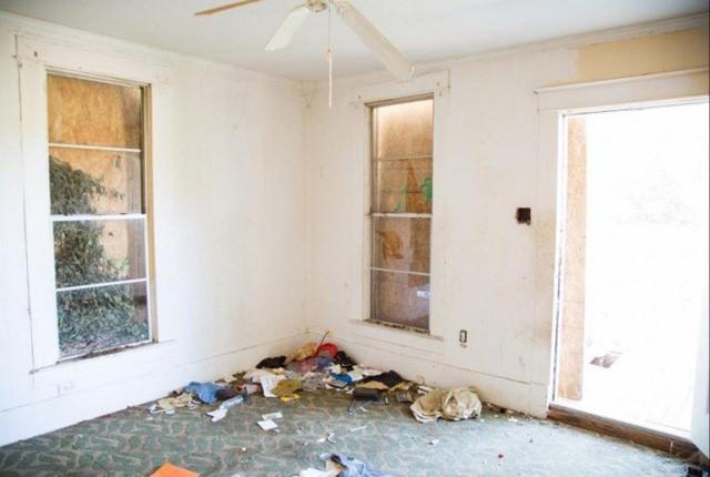 Ngôi nhà trước đây bị bỏ hoang và không ai nghĩ rằng hiện tại giá trị có thể lên đến gần 1 triệu $ nhờ việc thiết kế và phối hợp trang trí nhà đẹp