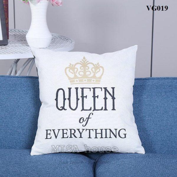 Vỏ gối sofa câu nói hay ý nghĩa – vỏ gối sofa phòng khách trang trí