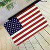 Thảm chân phòng khách hình cờ Mỹ