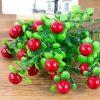 Chùm cành quả cherry nhỏ xinh xắn - hoa giả trang trí