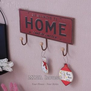 Móc treo đồ gỗ treo quần áo túi xách chìa khóa decor trang trí phòng phong cách vintage