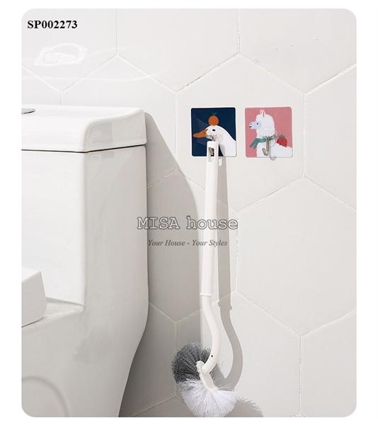 Móc dán tường chịu lực tiện lợi không cần khoan tường họa tiết dễ thương dán phòng khách phòng ngủ phòng tắm nhà vệ sinh