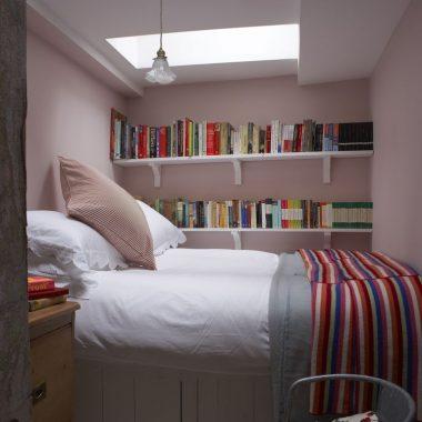 18 Ý tưởng quan trọng để trang trí phòng ngủ nhỏ đơn giản tiết kiệm